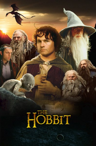 The Hobbit at 48 frames per second