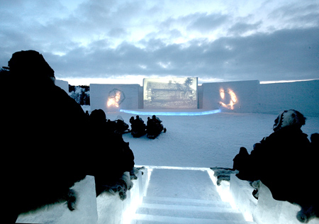 amazing cinema design and architecture