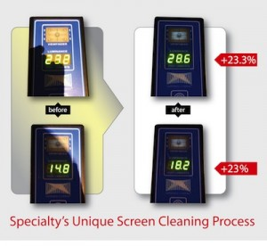 Outstanding Cinema Screen Cleaning Results by Specialty Cinema