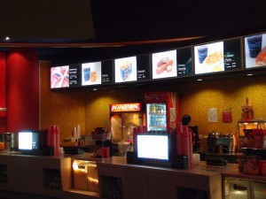 signBox Digital Signage for Cinema