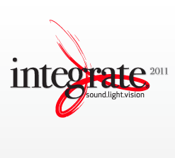 Integrate 2011 30th August to 1st September