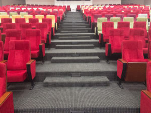 the importance of carpets in cinemas