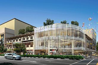 GV Katong Mall – Singapore 2011