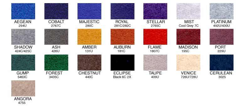 Wall Carpet – Prelude®