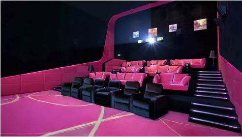 Specialty Cinema Presents The Most Luxurious Cinemas