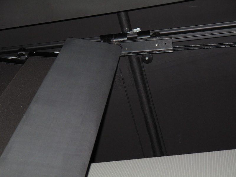 Side Cinema Masking System