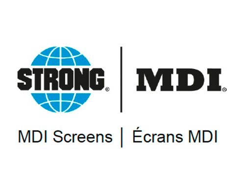 Strong MDI Screen Systems